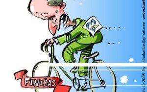 Премьер Литвы собирается провести отпуск в традиционном велопоходе File45039041_e9ea1b44