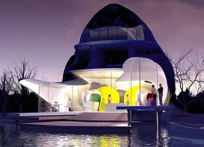 """Ekologiškas namas """"Orchidėja"""""""