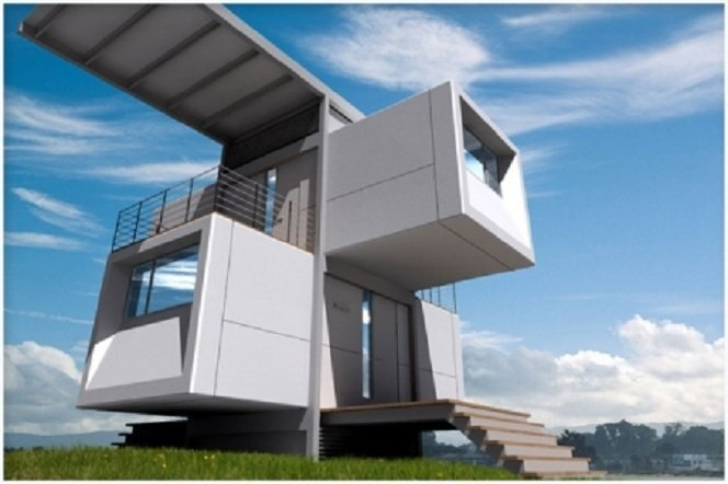 "Ekologiškas namas ""Zerohouse"""