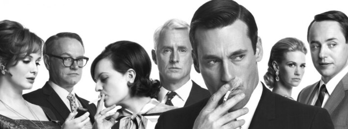 "Serialas ""Mad Men"""