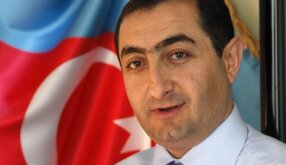 Azerbaidano ambasadoriaus Hasan Mammadzada