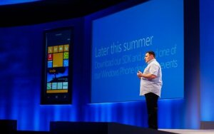 &quot;Windows phone 8&quot; pristatymas
