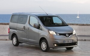 Nissan NV200 Evalia
