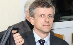 Picture: D. Grybauskaite's adviser D. Semaška might leave Office of the President – he is offered the position of ambassador